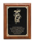 Plaque Board with Heavy Laquer Finish Piano Finish Plaques